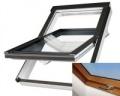 Fakro střešní okno PTP-V/GO U5 zlatý dub plastové