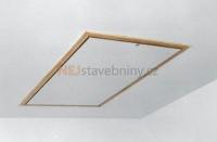 Krycí lišty LXL pro půdní schody Fakro