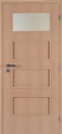 Masonite interiérové dveře DOMINANT 1 laminát standard