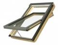 Fakro střešní okno FTU-V U3 Z-Wave elektro dřevěné