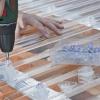 Montáž trapézové desky Gutta Guttagliss PVC HR