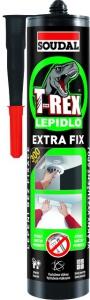 Soudal T-REX Extra Fix montážní lepidlo 380 g