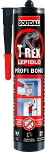 Soudal T-REX Profi Bond montážní lepidlo 380 g
