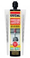 Soudal chemická kotva Soudafix P-300 SF 300 ml