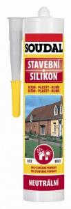 Soudal stavební silikon 300 ml