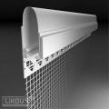 Ukončovací profil ATTIKA LX-55 2 m