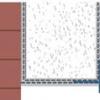 Okenní lišta nadpražní s okapnicí LTU použití 3