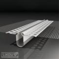 Dilatační lišta průběžná LD-TOP PVC 2 m