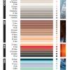 Vzorník barev Ceresit