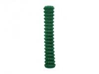 Zelené čtyřhranné pletivo Ideal PVC 50 Super