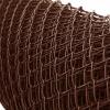 Čtyřhranné pletivo IDEAL Zn+PVC 20 m kompaktní role bez napínacího drátu