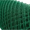 Čtyřhranné pletivo IDEAL PVC 25 m zelené