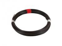 Napínací drát Zn+PVC hnědý
