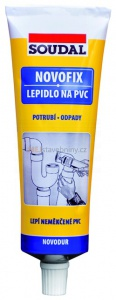 Soudal Novofix lepidlo na PVC