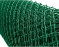 Tenisové poplastované pletivo IDEAL PVC 18 m zelené