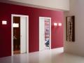 Eclisse stavební pouzdro zákryt do zdi