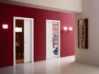 Stavební pouzdro Eclisse zákry do zdi pro posuvné dveře