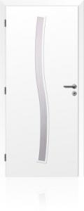 Dveře Solodoor Gabreta 2 CPL bílá