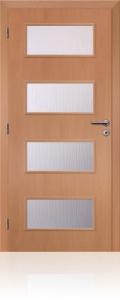 Dveře Solodoor Styl 17 CPL buk