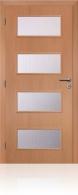 Solodoor interiérové dveře STYL 17 CPL laminát