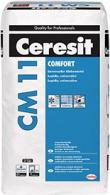 Ceresit CM 11 Comfort základní lepicí malta