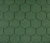 Onduline Bardoline CLASSIC bobrovka zelená mix
