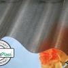 Marlon CSE Original vlnitý polykarbonát 0,8 mm 95/38 bronz 0,95x2 m