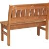 Zahradní dřevěná lavice Prowood LV2 110