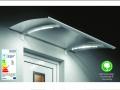 Gutta vchodová stříška Guttavordach LED Technik P