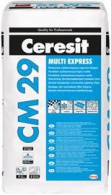 Ceresit CM 29 Multi Express lepidlo 25 kg