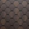 Bardoline PRO hexagonal 239 hnědá žíhaná