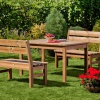 Set zahradního nábytku Prowood M4 použití