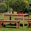 Set zahradního nábytku Prowood M7 použití