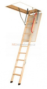 FAKRO půdní skládací schody LWK Komfort 280