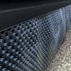 Ukončovací ventilační lišta VENTI N použití