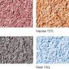 Barevné odstíny fasádní barvy Baumit Lasur