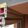 Použití začišťovací okenní lišty LS2-FLEX 2D COLOR 6 mm a 9 mm