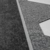 Střešní asfaltový šindel Gutta Guttatec Hexagonal - samolepicí strana