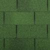 Střešní asfaltový šindel Gutta Guttatec Rectangular - zelená