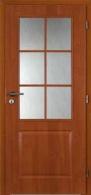 Masonite interiérové dveře AULIDA PVC dekor