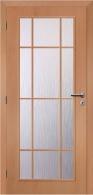Solodoor interiérové dveře SONG 28 CPL laminát