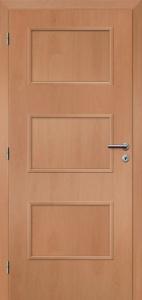 Dveře Solodoor Styl 16 CPL buk