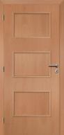 Solodoor interiérové dveře STYL 16 CPL laminát