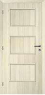 Solodoor interiérové dveře STYL 16 povrch 3D