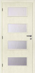 Interiérové dveře Solodoor STYL 17 SOLO 3D cremeline