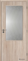 Masonite interiérové dveře 2/3 SKLO laminát premium