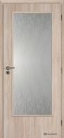Masonite interiérové dveře 3/4 SKLO laminát premium