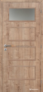 Masonite interiérové dveře DOMINANT 1 laminát premium