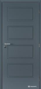 Masonite interiérové dveře DOMINANT PLNÉ laminát premium