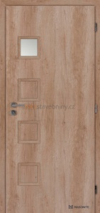 Masonite interiérové dveře GIGA 1 laminát premium
